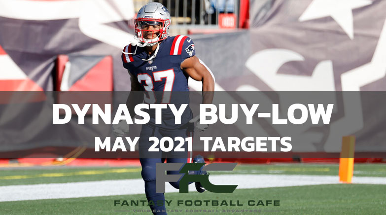 Dynasty Buy Low Targets: May 2021